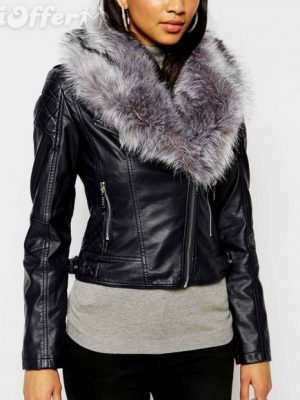 ladies-leather-jacket-with-real-fox-fur-new-3e6f