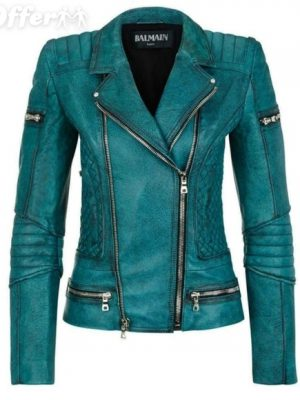 moto-washed-teal-leather-jacket-ladies-new-3843