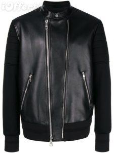 neil-barrett-jersey-sleeve-bomber-jacket-new-63fb