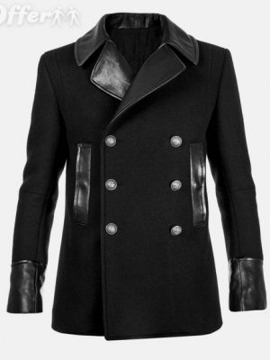 virgin-wool-leather-peacoat-new-4498