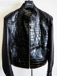 fredo-ferrucci-crocodile-alligator-jacket-new-d8b4