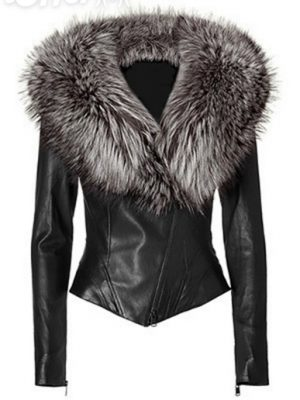 jitrois-leather-jacket-with-silver-fox-fur-collar-new-8edb